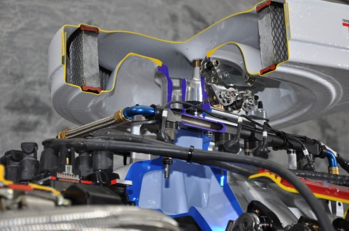 Toyota Racing Development (TRD) EFI