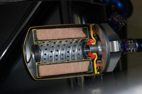 TRD (Toyota Racing Development) Nascar Sprint Cup Drive Train