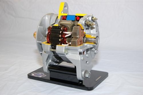 Truck Alternator