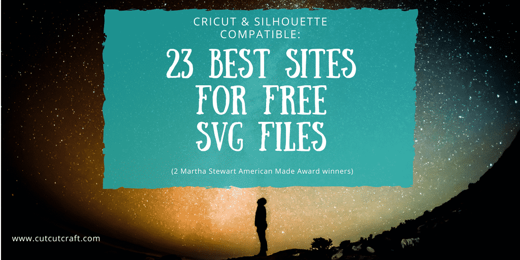 23 Best Sites for Free SVG Images (Cricut & Silhouette