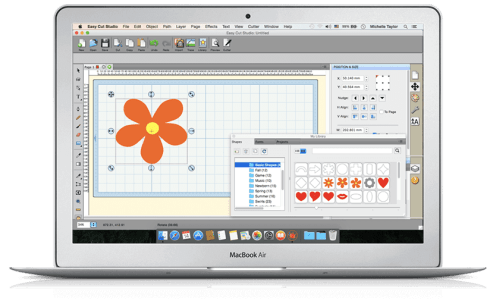 Review of Easy Cut Studio, one of the best choices for vinyl cutting software
