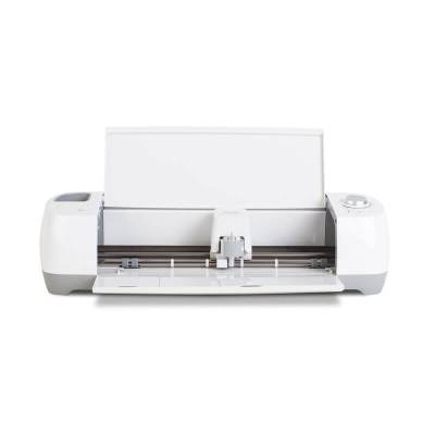 The Cricut Explore One comes in a basic white color.