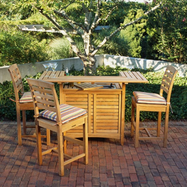 7 Great Patio Bars For Your Outdoor Area Cute Furniture