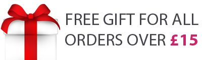 FREE GIFT BABY HAIR GIFT OVER £15