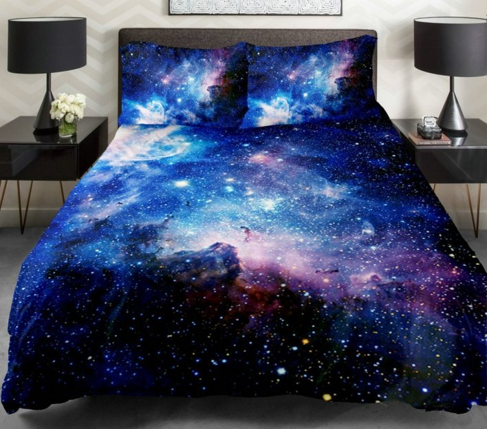 A Galaxy in Your Room in Vivid Detail