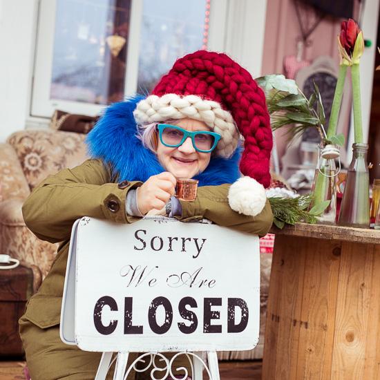 Vielen Dank für 20 ganz tolle Weihnachts-Crafterrnoons