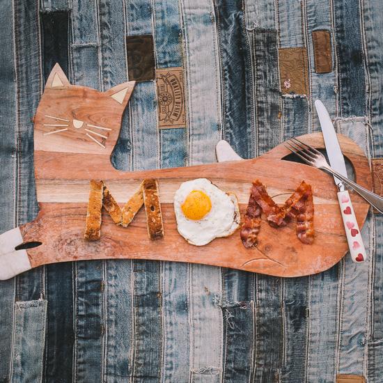 Mein Vorschlag für ein Muttertags Frühstück :-)