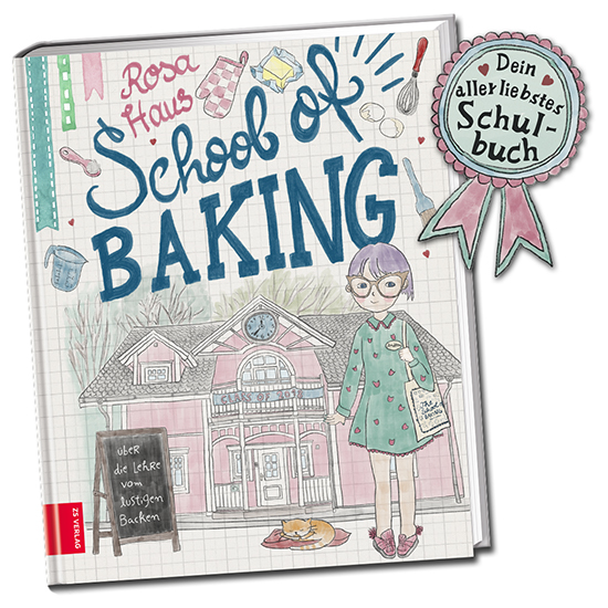 School of Baking, mein Neues Buch