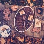 Schoko Brot Pudding