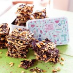 Schoko-Caramel-Matzen-Stücke