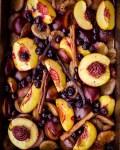 Gebackenes Obst