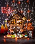 Halloween Lebkuchenhaus