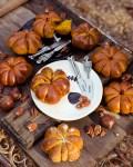Pumpkinbrötchen