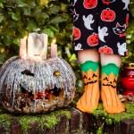 Spooky Halloween Kürbis