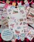 Crafty Christmas Bastelmappe