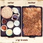 Veganes Glutenfreies Granola