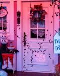 Halloween Türe