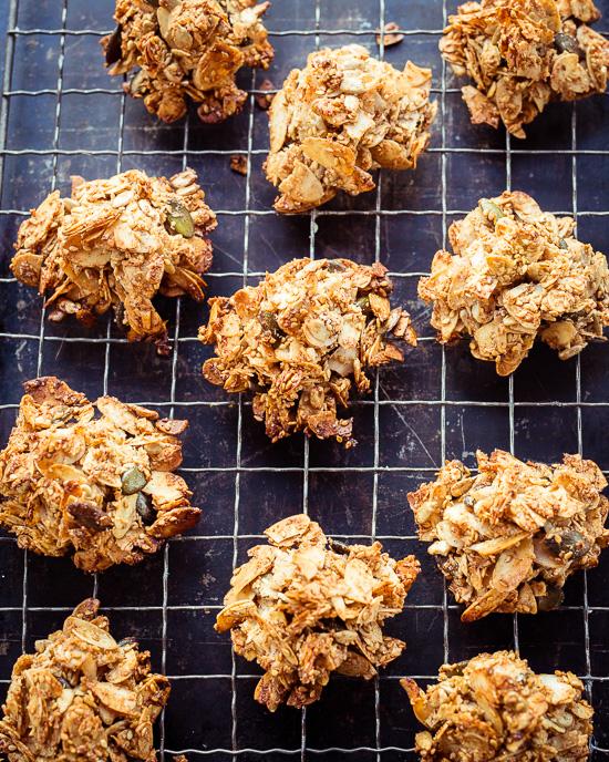 Diese glutenfreien Kekse lassen sich ganz leicht backen