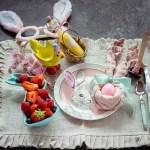 Oster Tisch Deko Probe