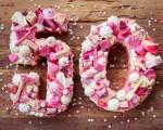 Zahlenkuchen Geburtstag
