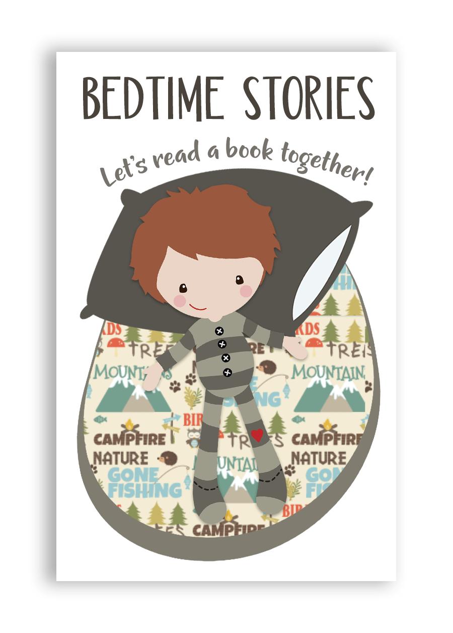 free printable bedtime stories boys