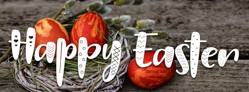 Easter Facebook Banner