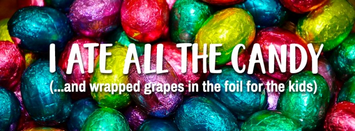 Funny Facebook Cover for Easter