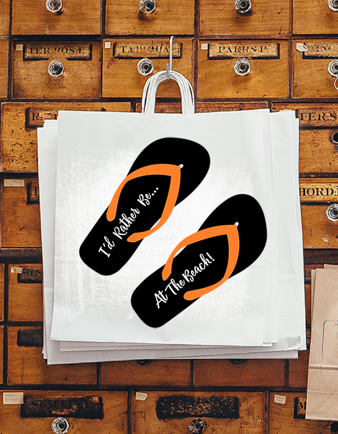 Free SVG Flip Flops