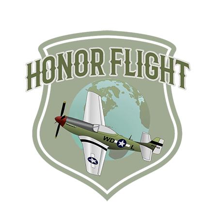 Free Honor Flight Logo Clipart
