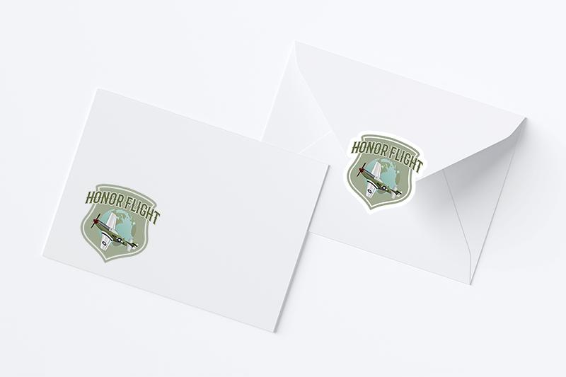 Honor Flight Stickers Free Printable