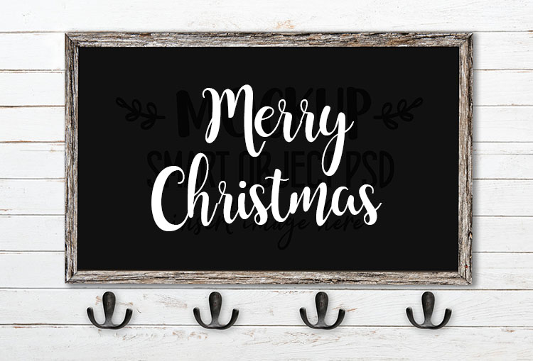 merry christmas svg word art atatila