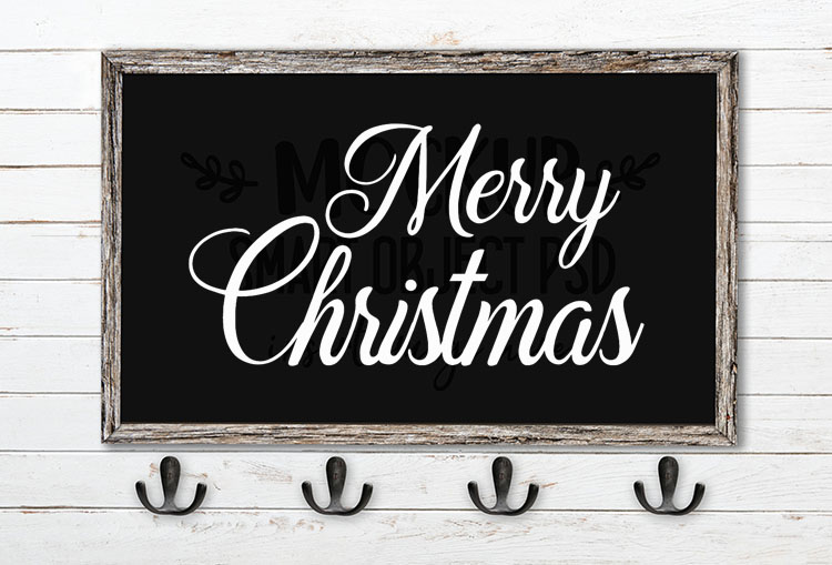 merry christmas svg word art beradon