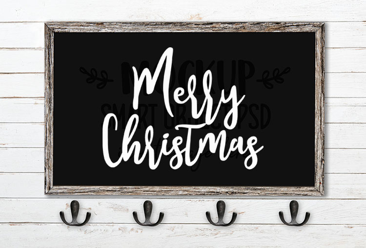 merry christmas svg word art goodies font