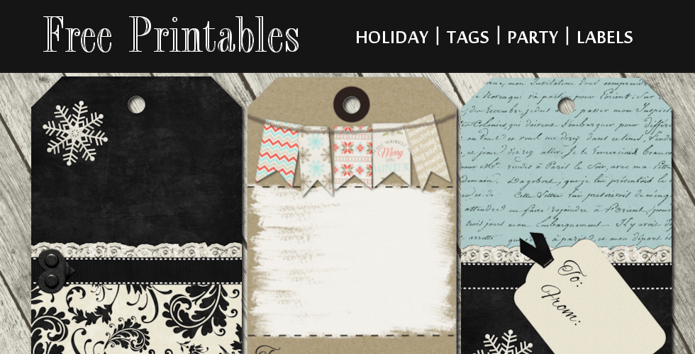 printable gift tags free download