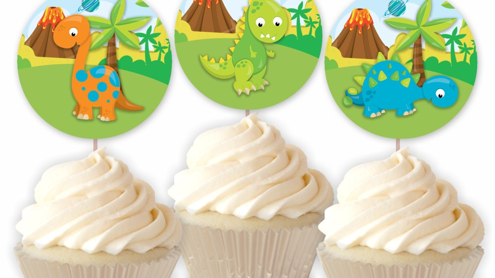 dinosaur birthday party printable