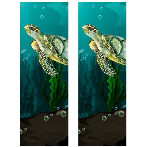 Sea Turtle Bookmarks
