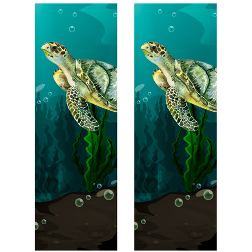 Sea Turtle Bookmarks