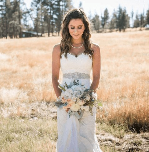 Early Fall Rustic Wedding