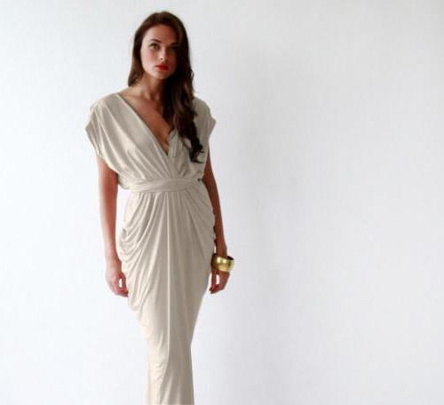 Formal maxi champagne dress SALE 1008