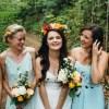 Multicolored Boho Wedding