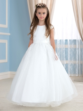 Charming Tulle Flower Girl Dress