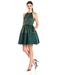 Erin erin fetherston Savannah Halter Illusion Hem Dress