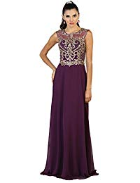 MQ1513 Classy Modern Mother of The Bride Evening Gown