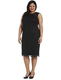 Modest Plus Size Short Mother of Bride Dress