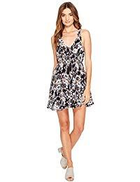 Washed Ashore Sleeveless Mini Dress