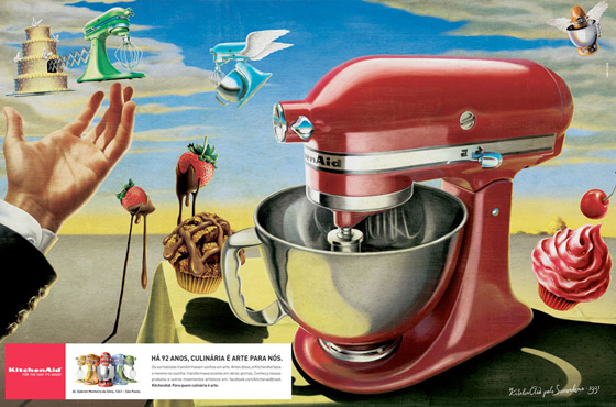 kitchenaid surrealismo
