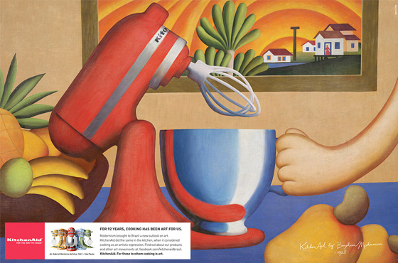 KitchenAid - Tarsila do Amaral