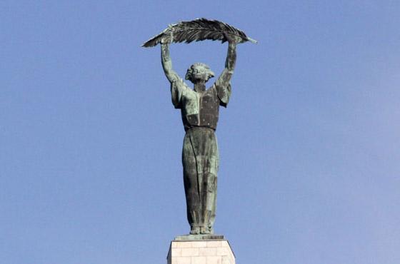 budapeste-estatua-liberdade