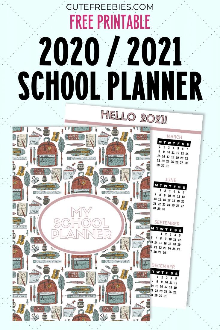 2020-2021-SCHOOL-PLANNER-FREE-PRINTABLE-4 - Cute Freebies ...