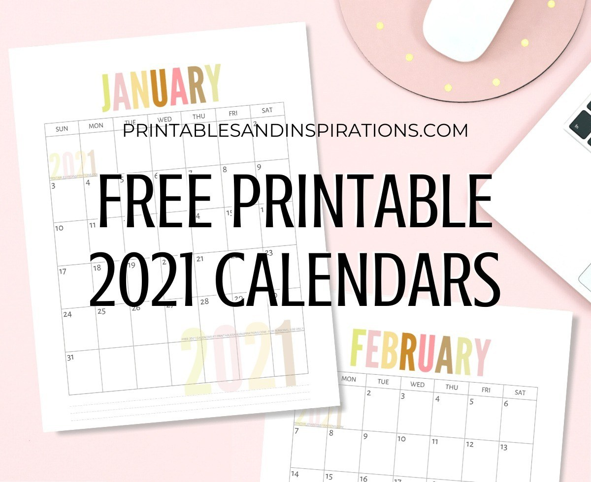2021-calendar-pastel - Cute Freebies For You